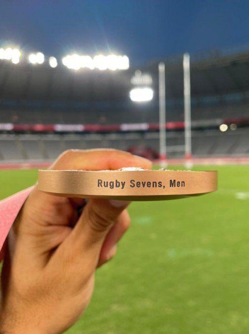El rugby, el bronce, los clubes y un deporte con lugar para todos