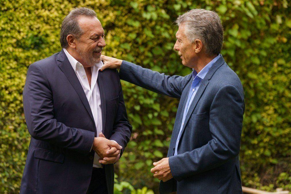 Macri está en Córdoba y se reúne con referentes de Juntos por el Cambio