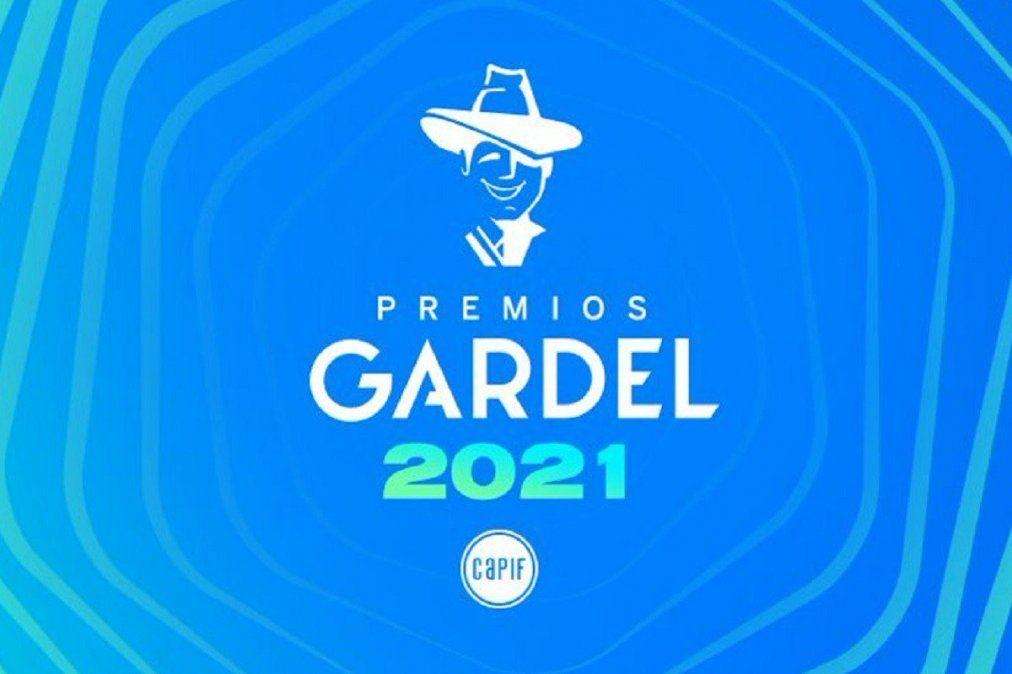 Tres cordobeses premiados en los Gardel 2021.