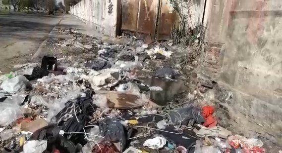Vecinos de barrio San Martín reclaman por nuevos basurales