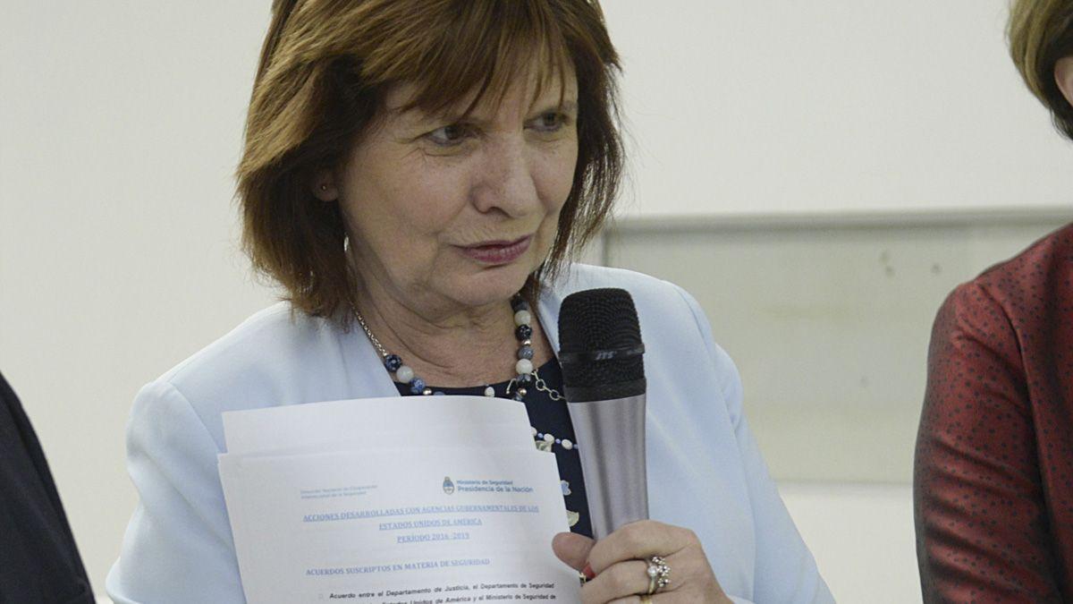 Patricia Bullrich generó repudio por sus dichos sobre la soberanía de Malvinas.