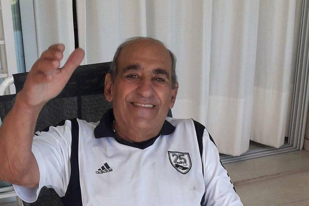 Eduardo Saad está desaparecido desde el 30 de junio.