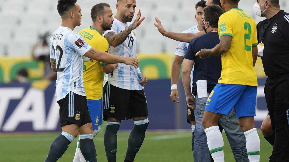 El papelón de Brasil - Argentina y la opinión de la gente