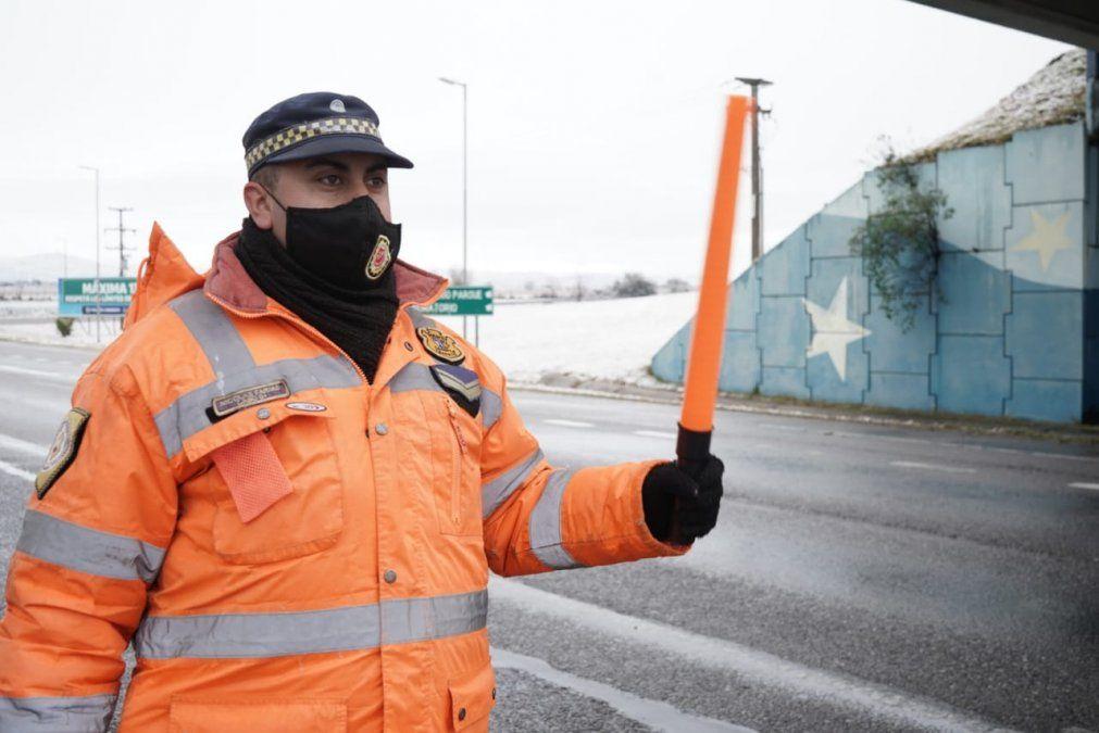 Nieve en Córdoba: lo que tenés que saber para circular