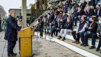 Fuertes críticas al gobierno nacional en la inauguración ruralista