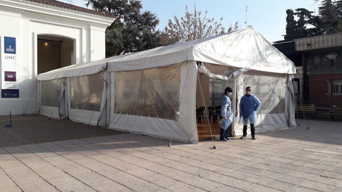 Córdoba: bajan los contagios y ocupación de camas