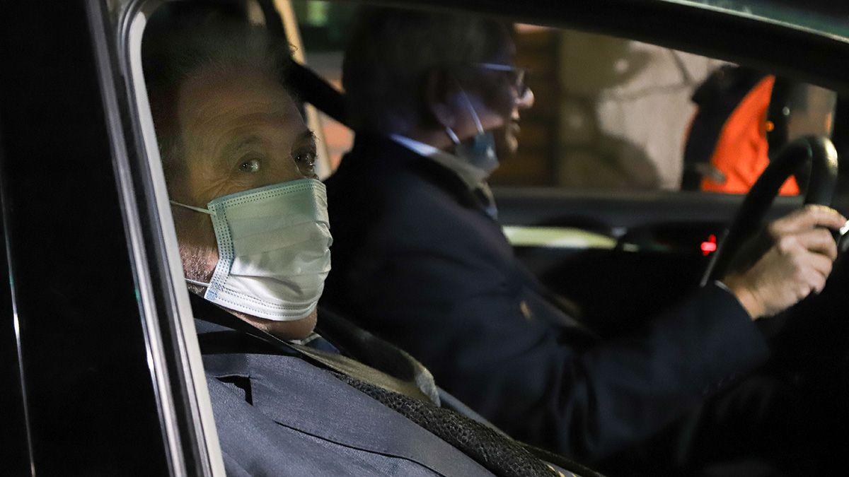 El exministro Ginés González García sigue investigado por el Vacunatorio VIP.