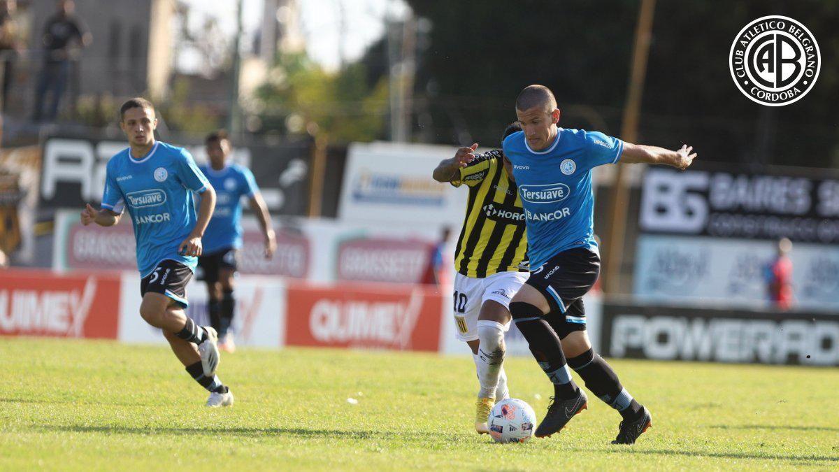 Belgrano vuelve al ruedo en su visita a San Martín (T)