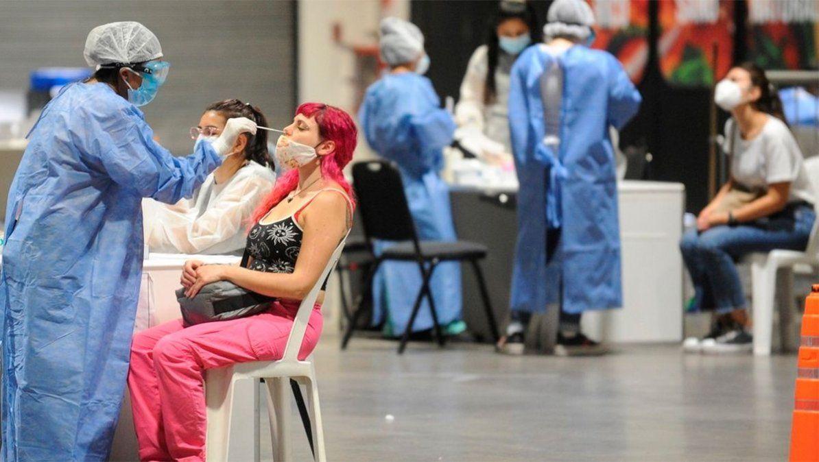 Córdoba reportó 7 muertos y 427 nuevos casos de coronavirus en las últimas 24 horas.