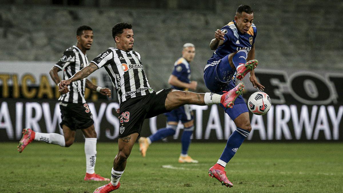 Boca fue eliminado por Mineiro en medio de un escándalo.