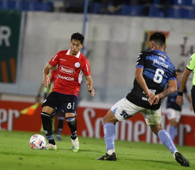 Belgrano volvió al triunfo luego de ocho partidos