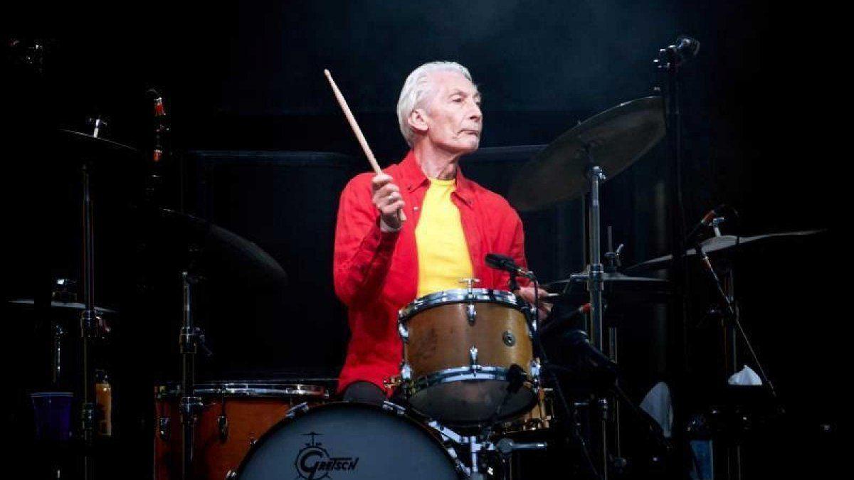 Falleció Charlie Watts, el legendario baterista de The Rolling Stones