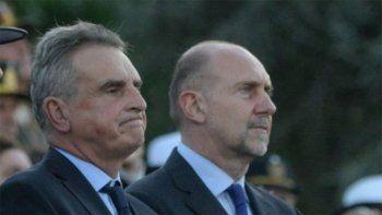 Rossi confirmó su renuncia y pidió que Perotti pida licencia como gobernador