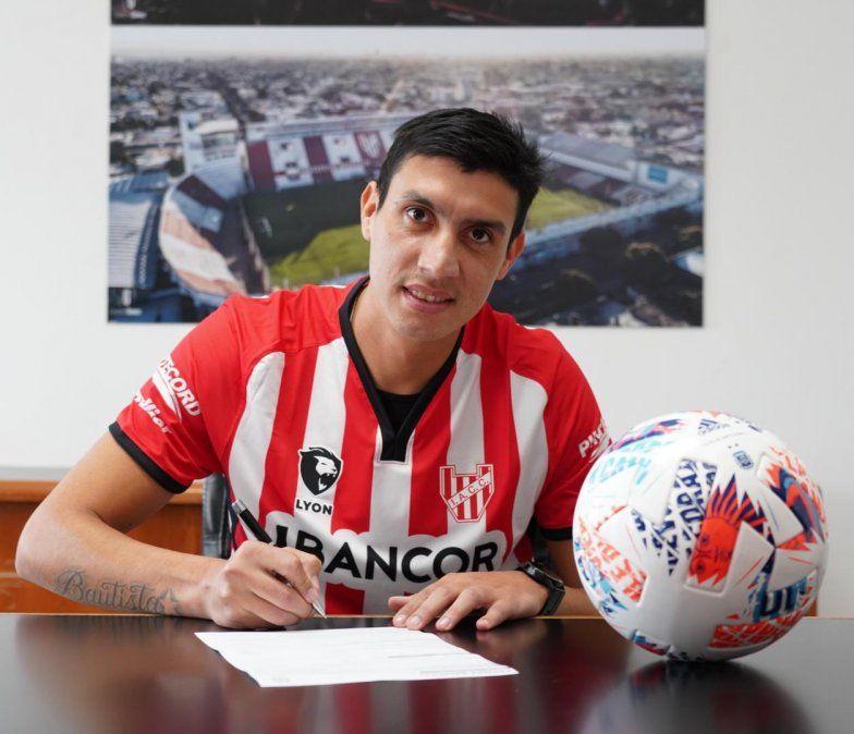 Hugo Vera Oviedo es nuevo jugador de Instituto.