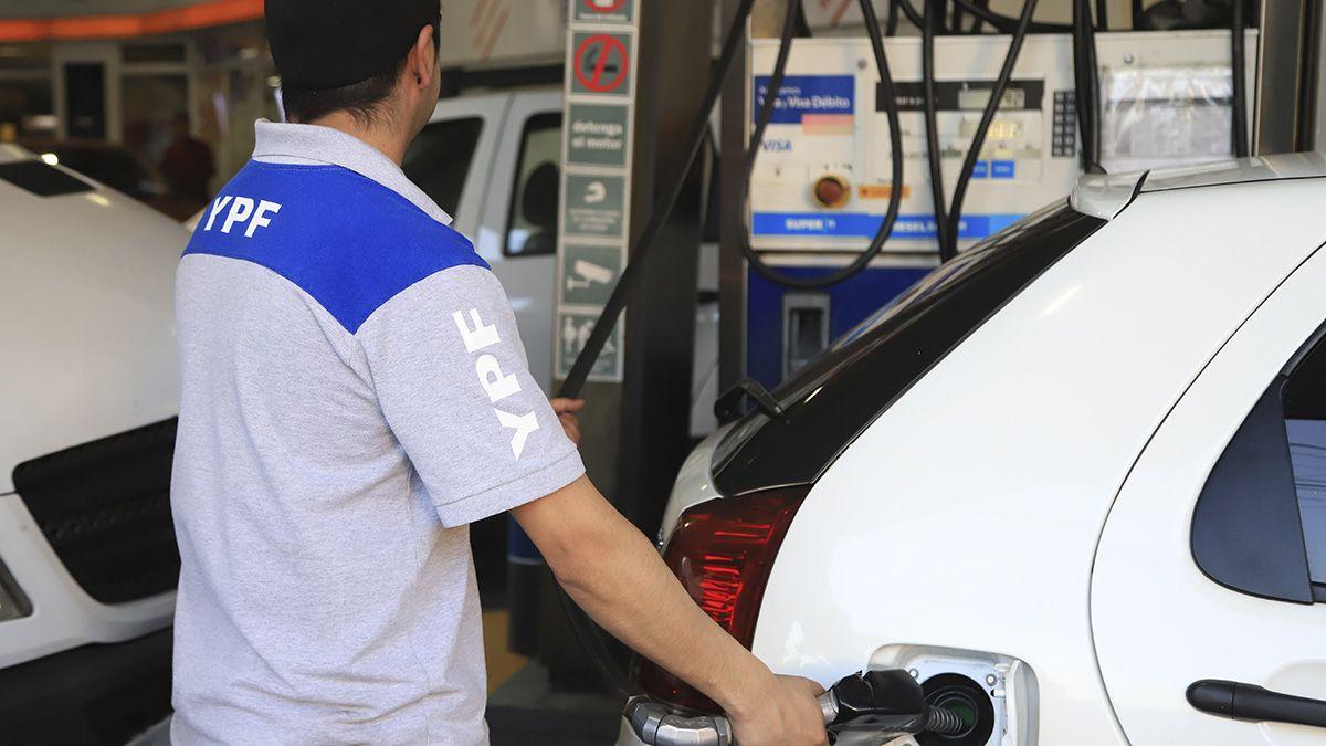 YPF había decidido un aumento del 5% en los precios.