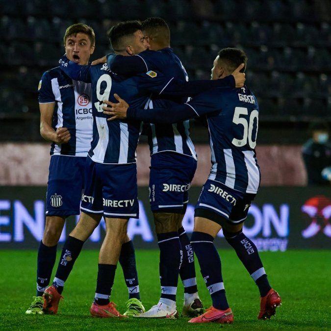Talleres eliminó por penales a Estudiantes (RC) por Copa Argentina
