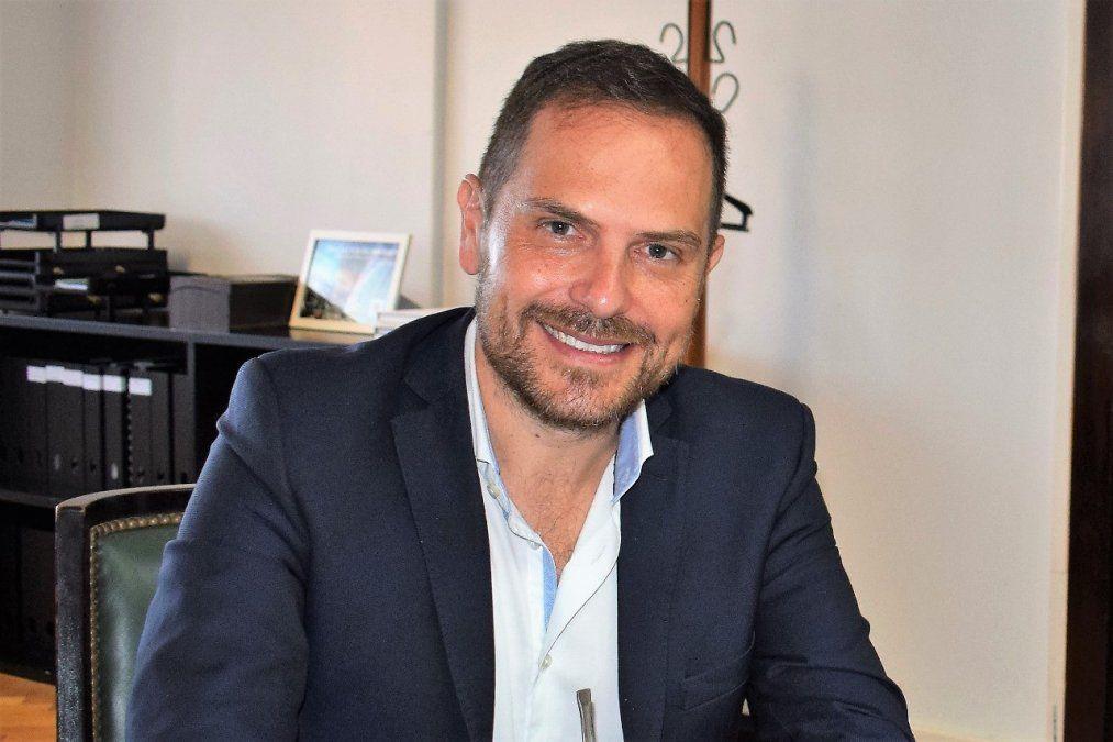 Martín Gill confirmó que encabezará la lista de diputados del Frente de Todos