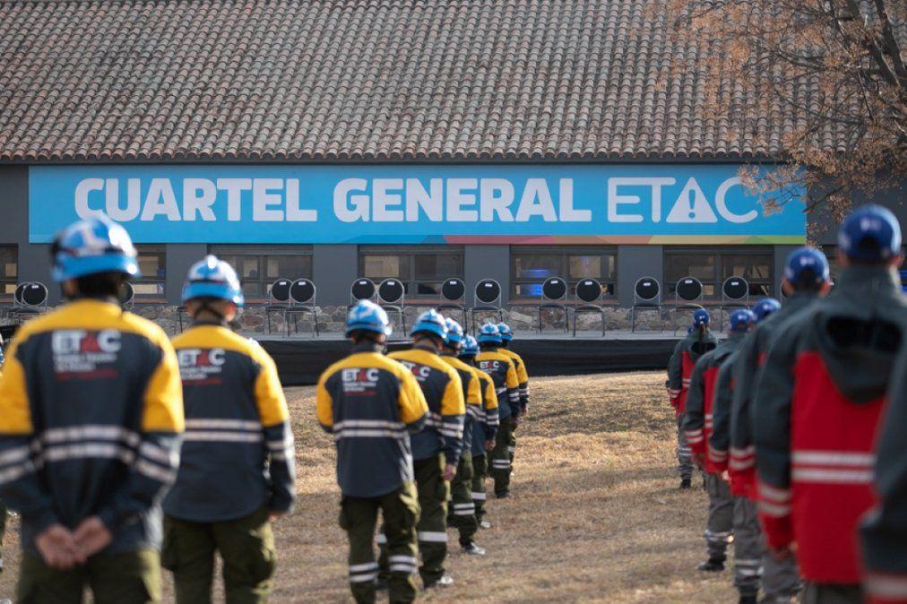 Córdoba puso en funcionamiento el Equipo Técnico de Acción ante Catástrofes.