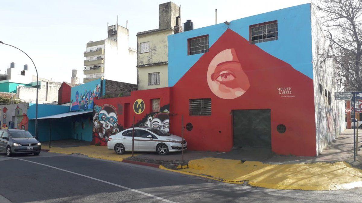 Por los murales