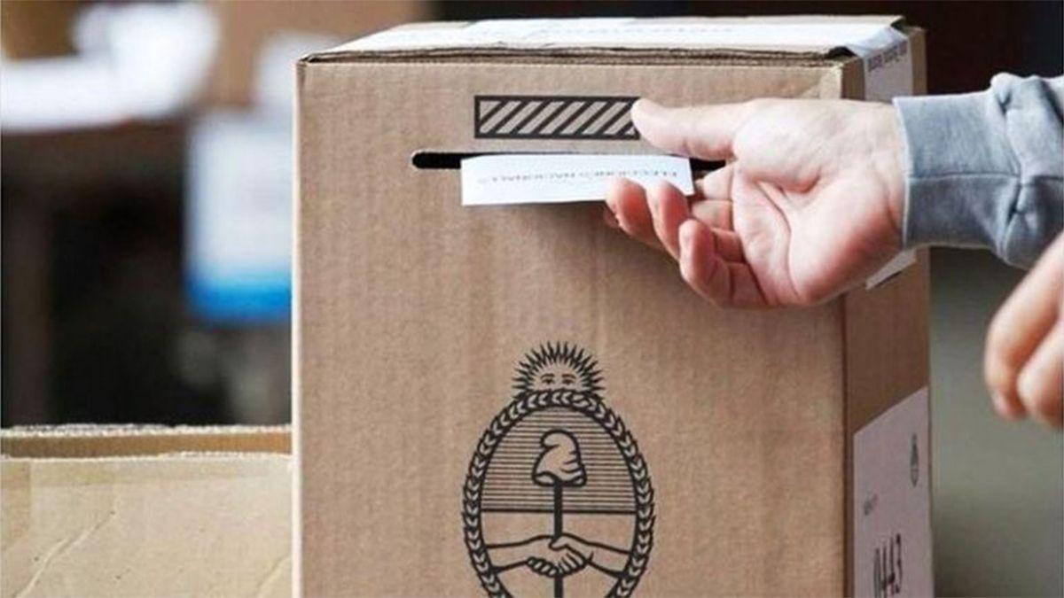 Las personas contagiadas o aisladas podrán votar bajo un riguroso protocolo