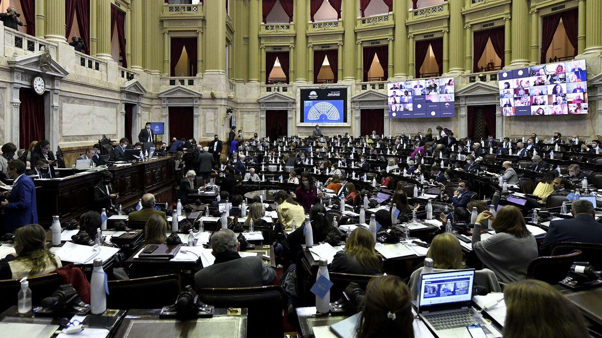 Fracasó la sesión en diputados: Juntos por el Cambio no dio quórum