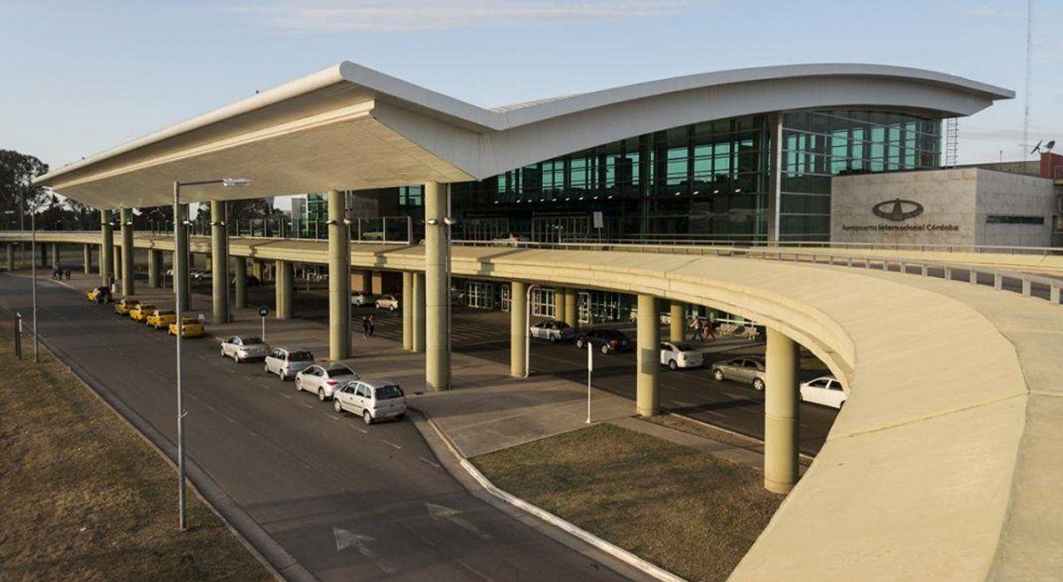 Habilitaron como corredor seguro al aeropuerto de Córdoba