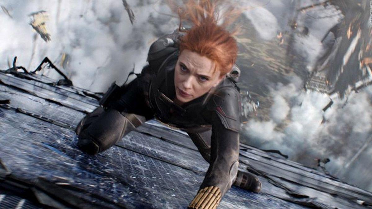 Black Widow genera fuertes expectativas en el cine.
