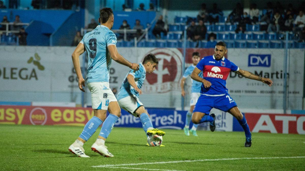 Estudiantes de Río Cuarto igualó sin goles ante Tigre
