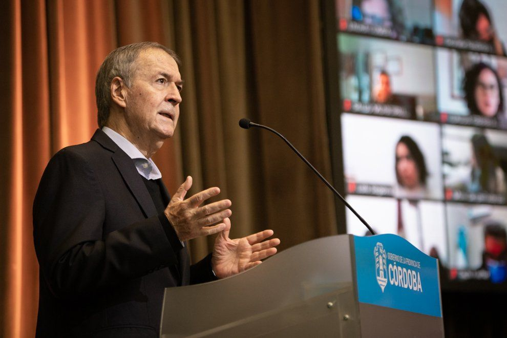 Schiaretti presentó el Programa Más Vida Digna
