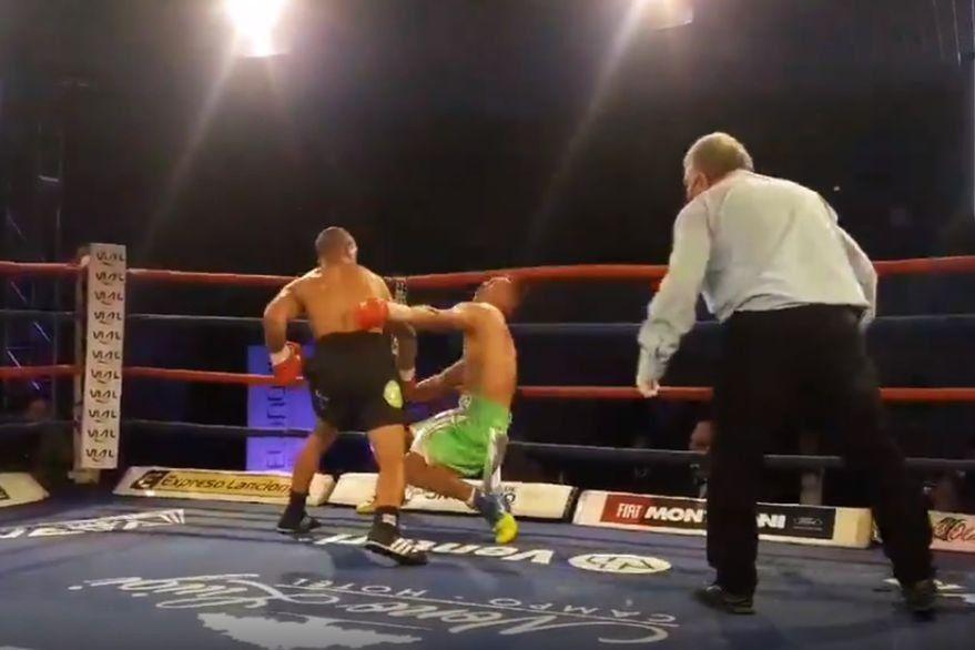 Sigue grave el boxeador noqueado en Oncativo