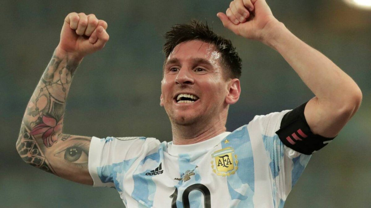 Messi desató la locura en Miami