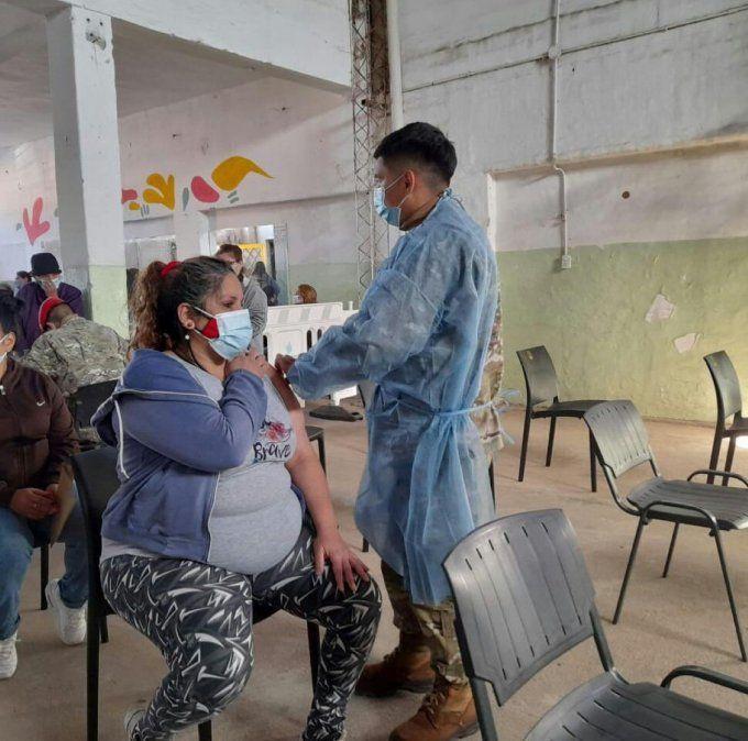 Continúa a buen ritmo la campaña de vacunación en Córdoba.
