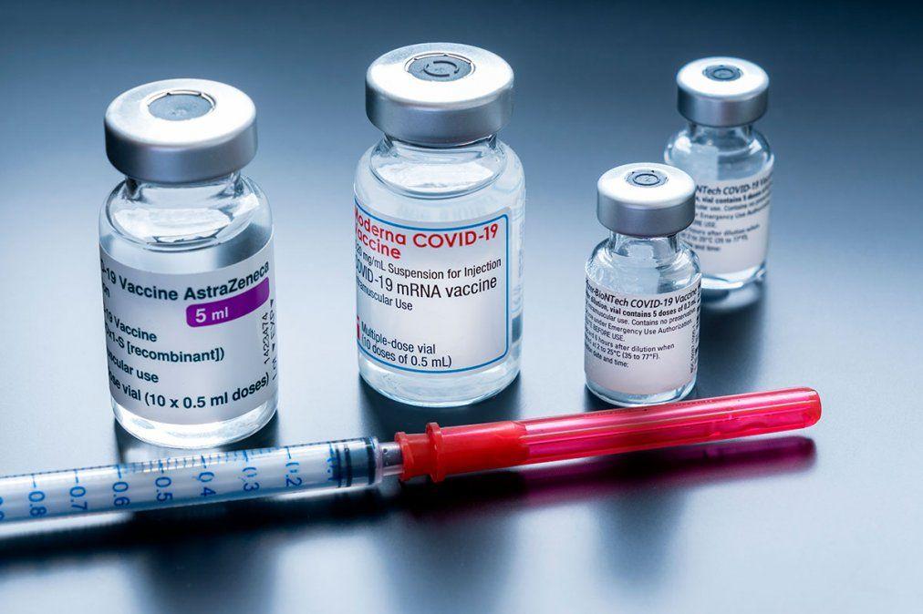 Córdoba: combinación de vacunas alcanza inmunidad igual o superior a esquema homólogo