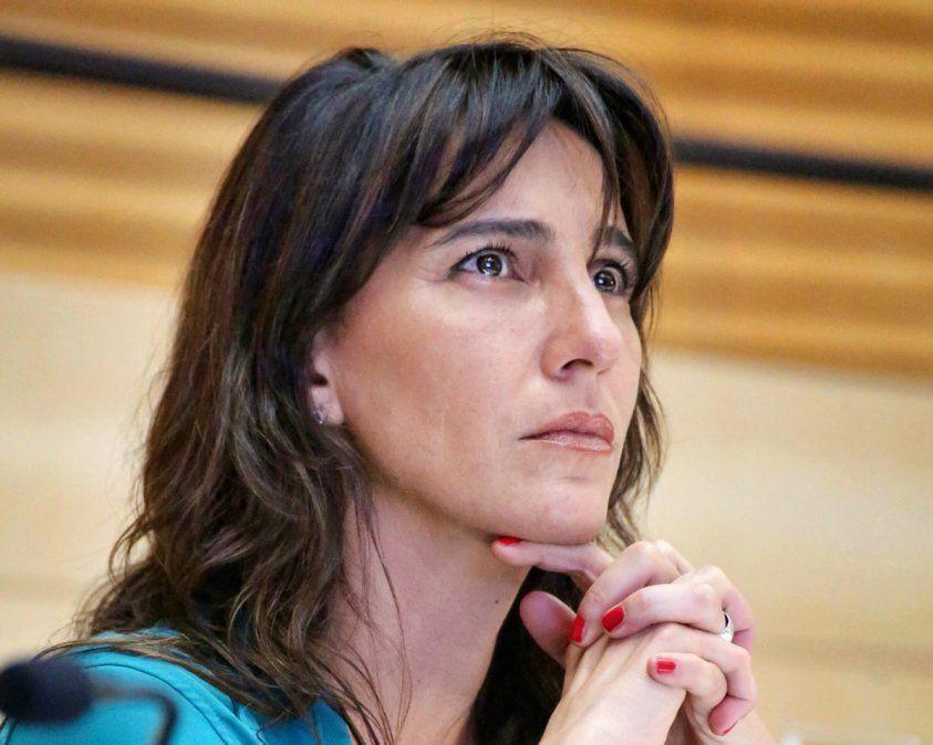 La precandidata a diputada nacional Natalia De la Sota se presentó junto a Alejandra Vigo en el comienzo de la campaña electoral de Hacemos por Córdoba.