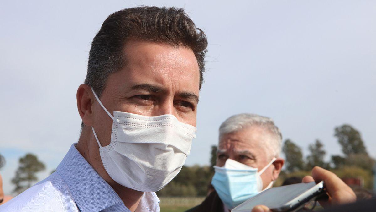 Calvo llega a Río Cuarto y se reúne con directivos de FADA