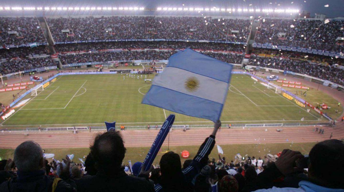 Se aprobó la presencia de público para el partido de Argentina