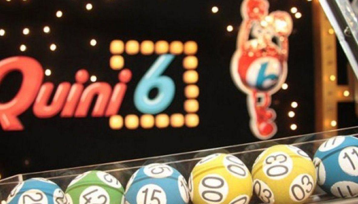 Un cordobés ganó casi 200 millones de pesos en el Quini 6