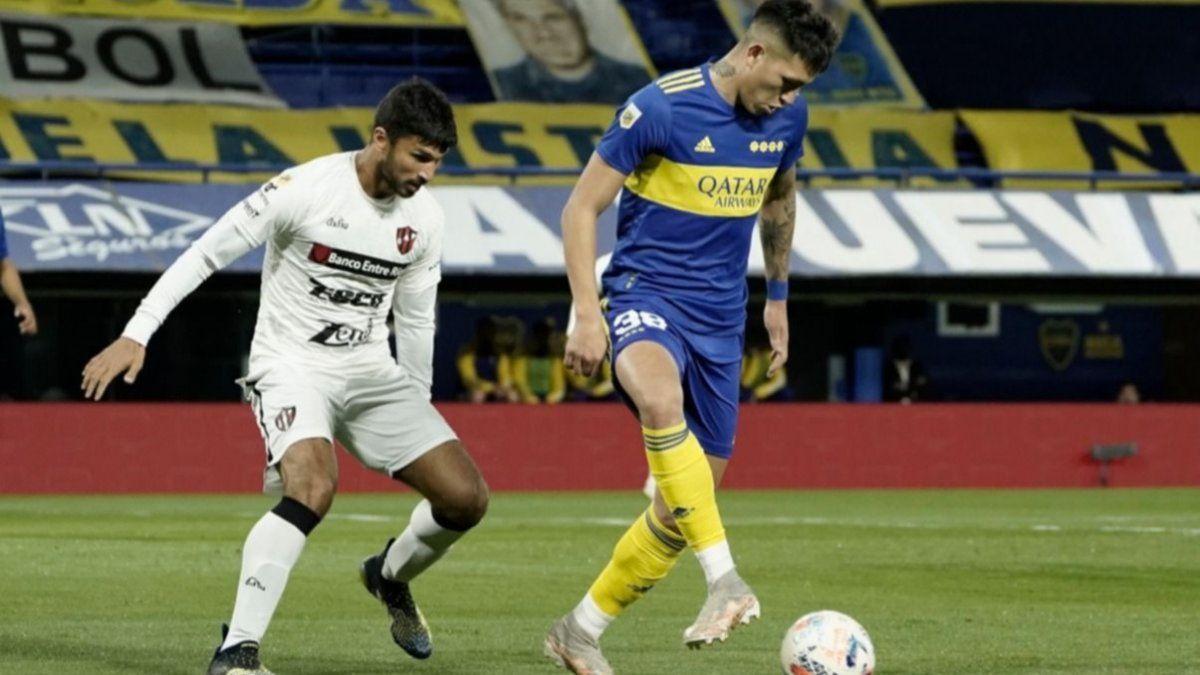 Boca juega ante Patronato por el pase a semis