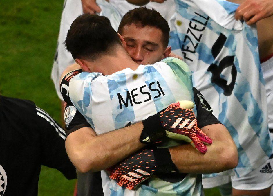 Unos 2.200 hinchas argentinos presenciarán la final de la Copa América.