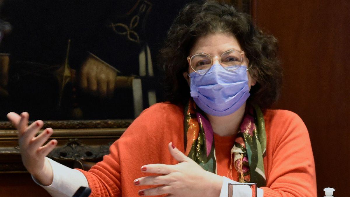 Vizzotti defendió el DNU para acceder a más vacunas y criticó a la oposición