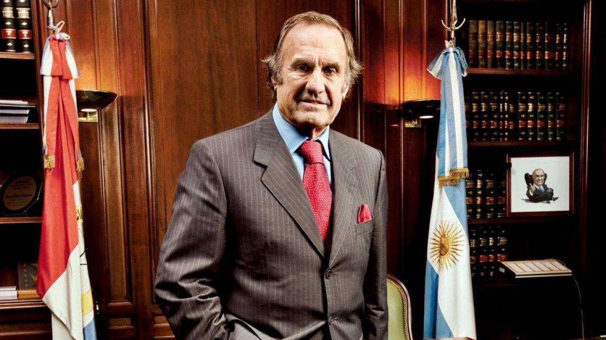 Los políticos cordobeses se expresaron por el fallecimiento de Carlos Reutemann.
