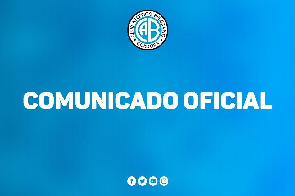 Belgrano asegura que no alcanzó el 50% de la capacidad del estadio