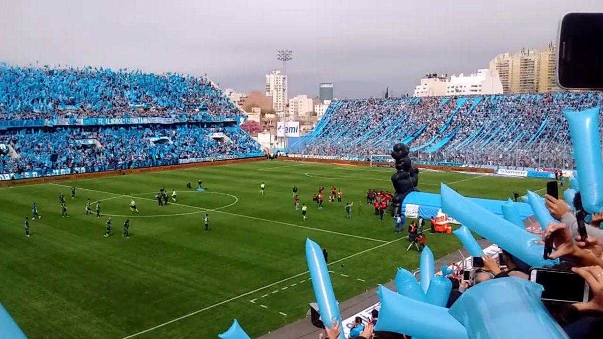 Belgrano confirmó que jugará con sus hinchas en Alberdi