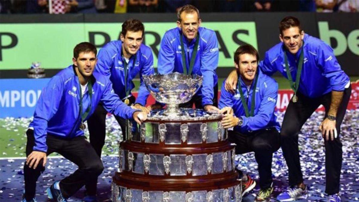 Copa Davis: se ponen a la venta las entradas para la serie Argentina contra Bielorrusia