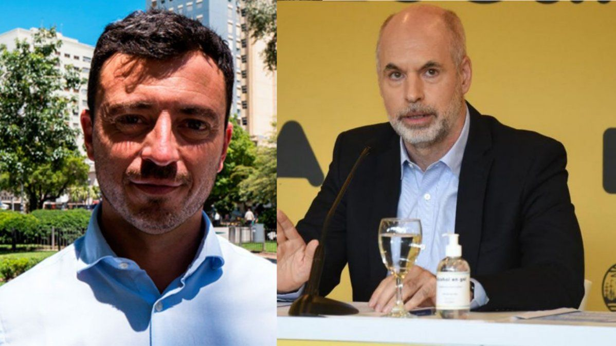 Rodríguez Larreta elogia el libro publicado por De Loredo