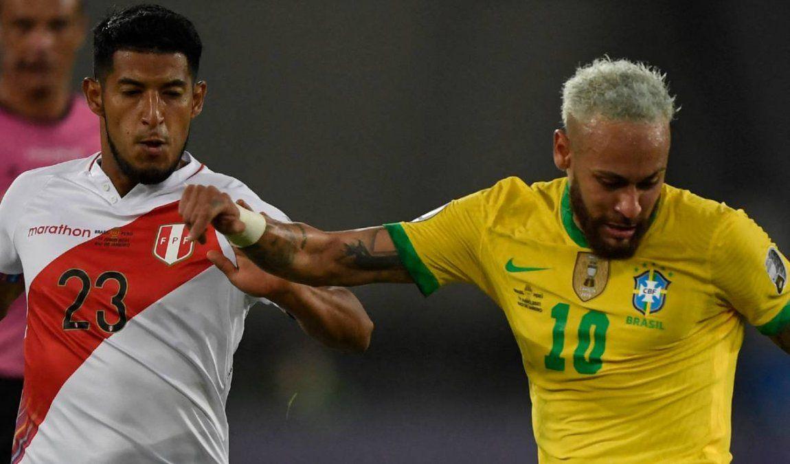 Brasil y Perú abren las semifinales en Río de Janeiro