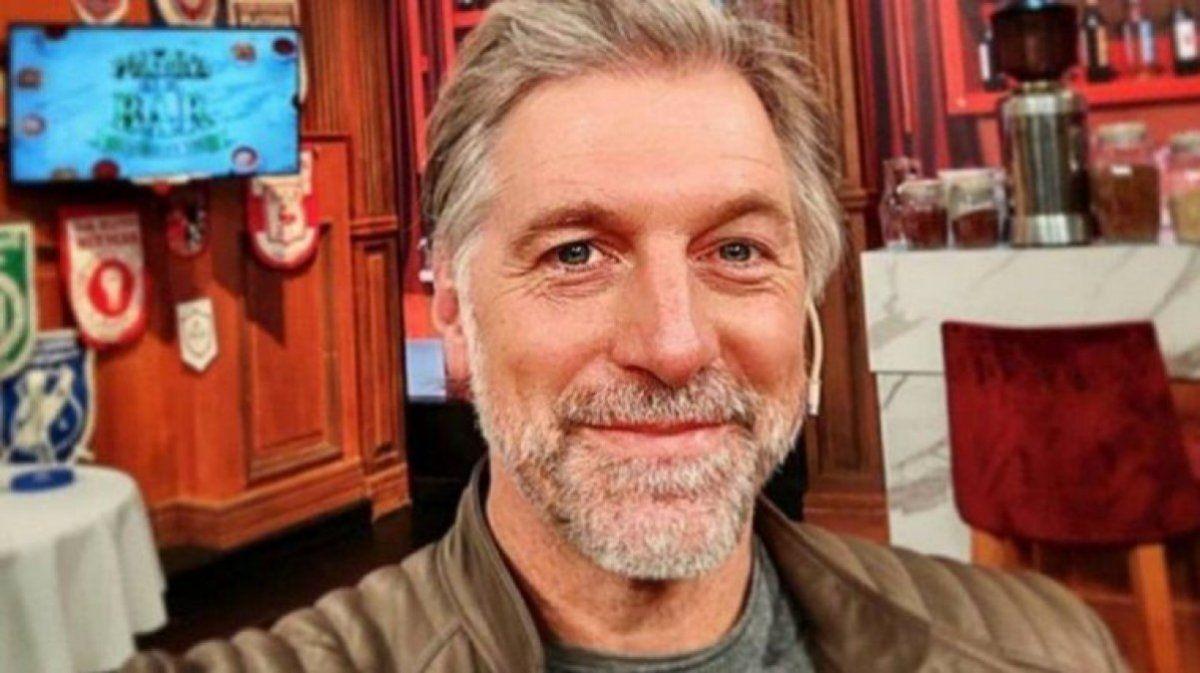 El modelo y conductor Horacio Cabak regresó a Polémica en el Bar.
