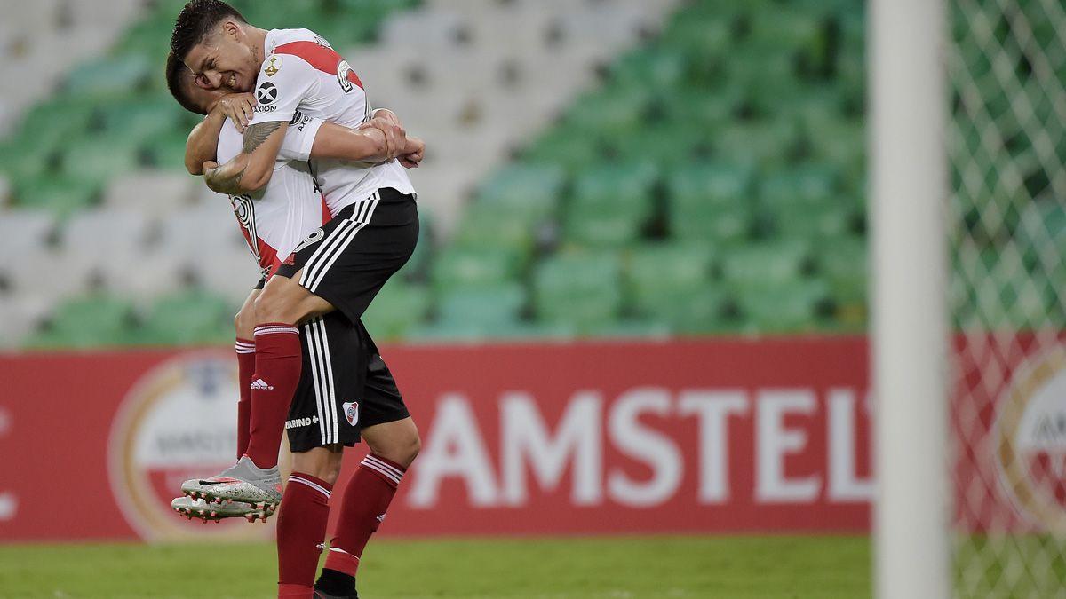 River buscará volver al triunfo en la Libertadores.