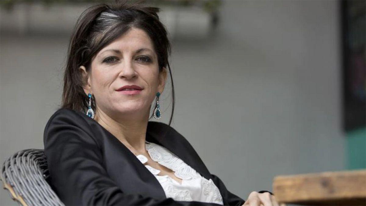 Fernanda Vallejos apuntó contra Alberto Fernández