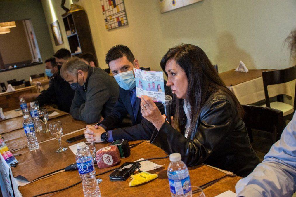 Rodríguez Machado lamentó que los jóvenes se vayan del país